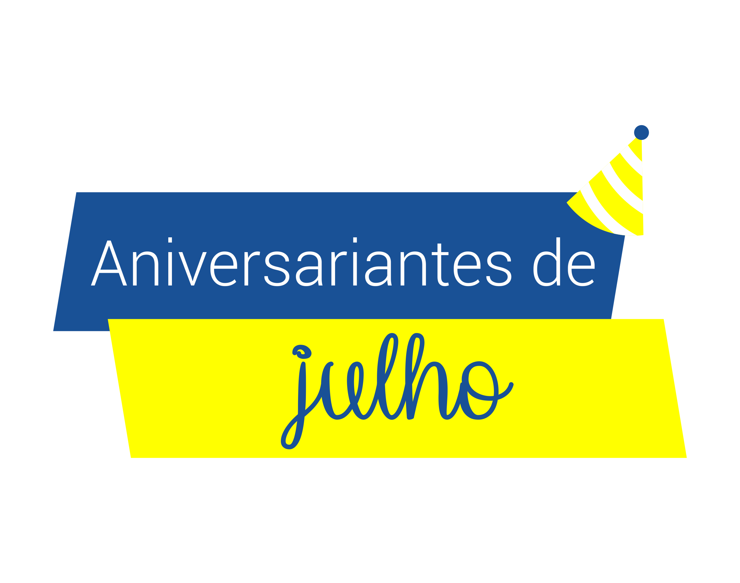 ANIVERSARIANTES PERFOR – JULHO/2019